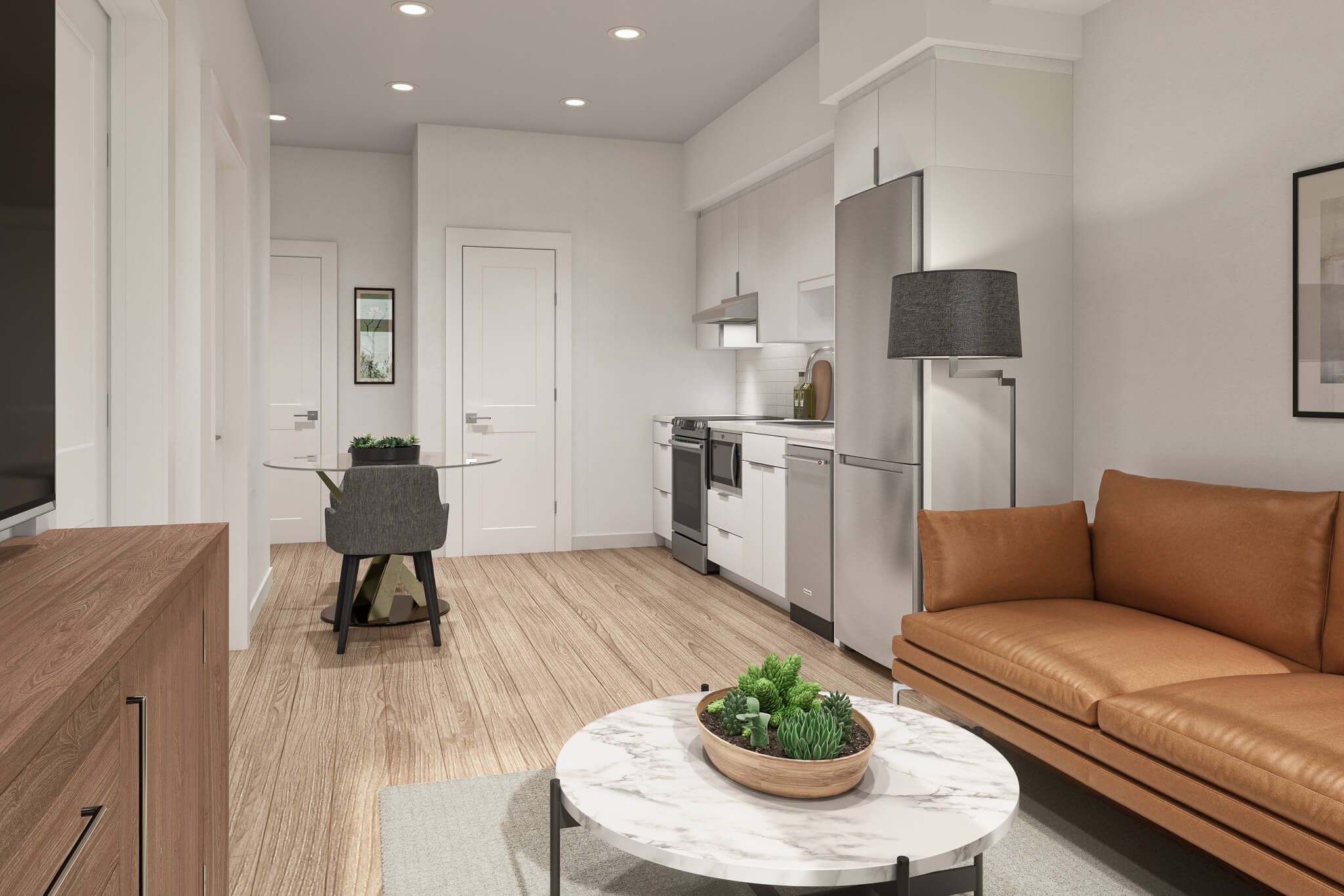 Suite at The Hawthorn at Elim Village Garrison Crossing